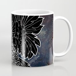 Space Owl Coffee Mug