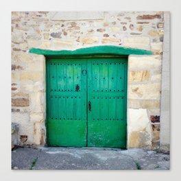 Doors of Perception 52 Canvas Print