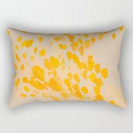 Lanterns On Summer Evenings Rectangular Pillow