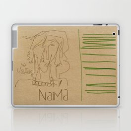 Naima Laptop & iPad Skin