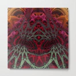 Blood Angel AT Metal Print
