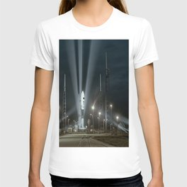 Why Do Rockets Launch At Night T-shirt