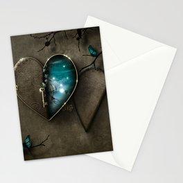 Secret Journey of the Heart Stationery Cards