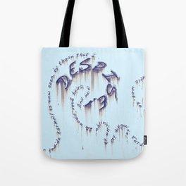 Liquid Sorrw Tote Bag