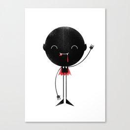 It bites! Canvas Print