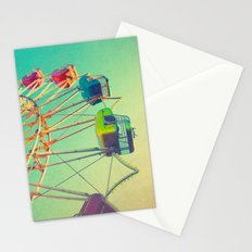 October Skies Stationery Cards