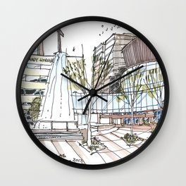 First Baptist Dallas Wall Clock
