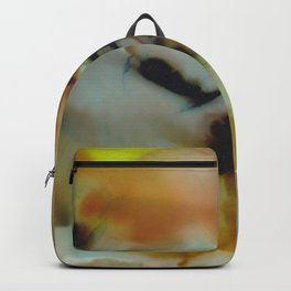 abstract_brown Backpack