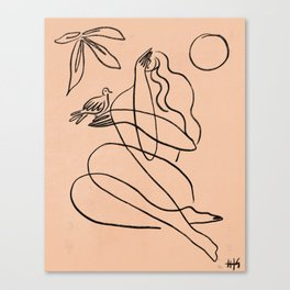 Summer Lines X| Canvas Print