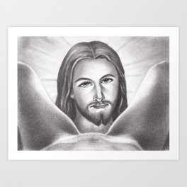 Second Coming Art Print