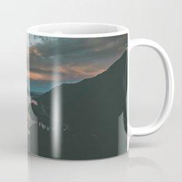 Columbia River Gorge Sunset Coffee Mug