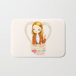 Margot Tenenbaum Bath Mat