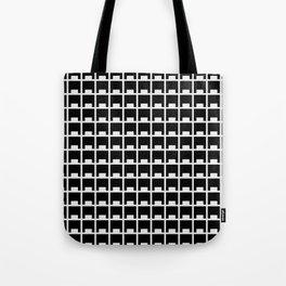 Missin Some Squares Tote Bag