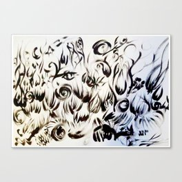 Daytrip Canvas Print