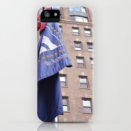 We Remember iPhone Case