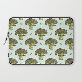 brilliant broccoli Laptop Sleeve