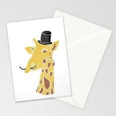 Gentleman Giraffe Stationery Cards