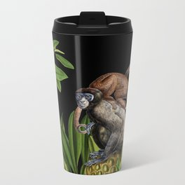 Monkey Metal Travel Mug