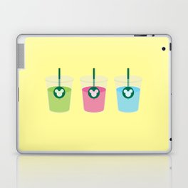 Main Street Sbux Laptop & iPad Skin