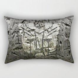 Autobot steel Rectangular Pillow