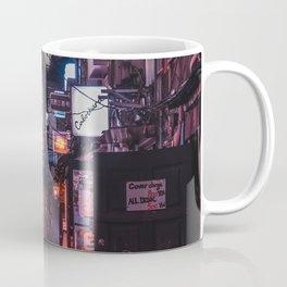 Golden Gai Tokyo Bar Crawl Coffee Mug