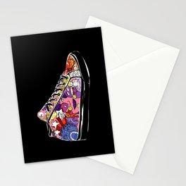 Fantasy shoe Stationery Cards