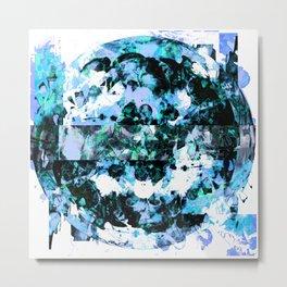 CyberTelexaTr0n Metal Print