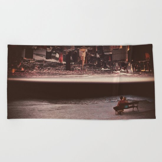 Great Escape Beach Towel