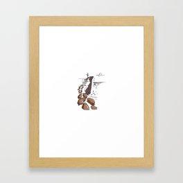 Just Because Framed Art Print