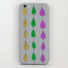 Candy Raindrops iPhone Skin