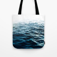 Blue Sea Tote Bag
