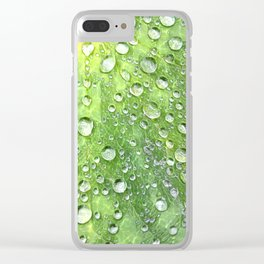 CHERISHED ... Clear iPhone Case