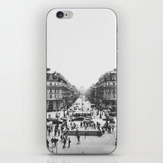 View of Paris iPhone & iPod Skin
