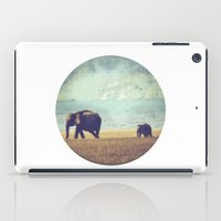 mom iPad Cases featuring mom by HaaM
