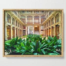 Marvellous Galleria Subalpina Serving Tray