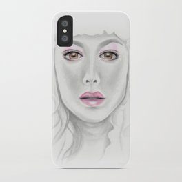 Porcelain Beauty iPhone Case