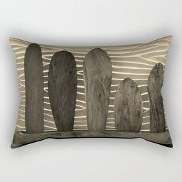 Surf's Up Rectangular Pillow