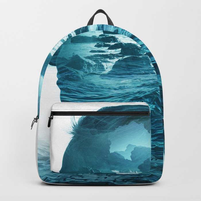 The Sea Inside Me Backpack