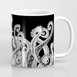 The Dark octopus world Coffee Mug