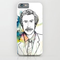 Ron Burgundy, Anchorman of Legend iPhone 6s Slim Case