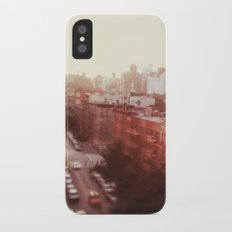The Upper East Side (An Instagram Series) iPhone X Slim Case