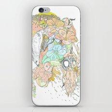 seventeenth daydream iPhone Skin