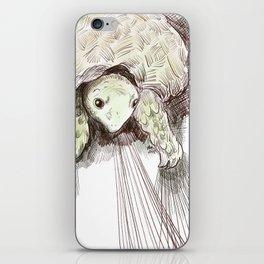 Tortoise power! iPhone Skin