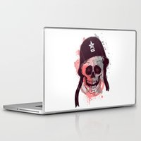 soldier Laptop & iPad Skins featuring Soldier  by Jelot Wisang