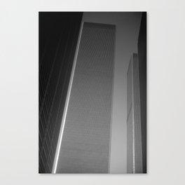 New York City 1982 BW Series - #1 Canvas Print