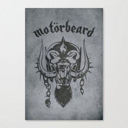 Motörbeard Canvas Print