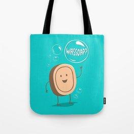 Wassoap?  Tote Bag