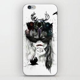 Kate Caw Caw iPhone Skin
