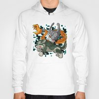 invader zim Hoodies featuring Invader Midna by HelloTwinsies