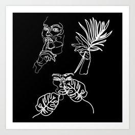 Summer Day Dreamz Art Print